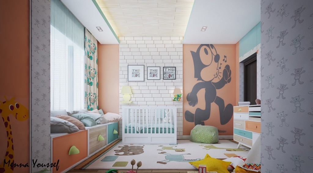 fun-kids-room-design